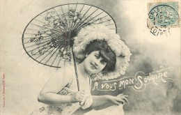 Réf : A14 -1153  :  Bergeret éditeur à Nancy à Vous Mon Sourire - Cartes Postales