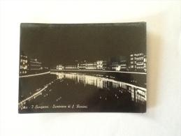 PISA I LUNGARNI LUMINARA DI SAN RANIERI 1955 VIAGGIATA - Pisa