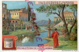 CHROMO LIEBIG - VILLAS ANCIENNES- GRECE- SYRACUSE - FRAY BENTOS-URUGUAY-COLON ARGENTINE - Liebig