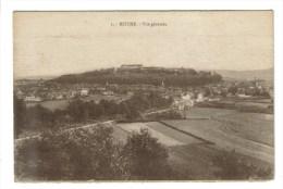 CPSM BITCHE (Moselle) - Vue Générale - Bitche