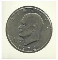 U.S.A. - 1 Dollar - 1972 - Used - Emissioni Federali