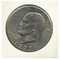 U.S.A. - 1 Dollar - 1977 D - Used - Emissioni Federali