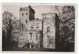 Arnhem Netherlands, La Esperanto Domo Postmark Cancel, Architecture, C1930s Vintage Real Photo Postcard - Esperanto
