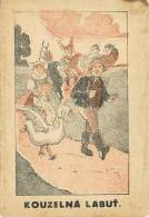 Pequeño Cuento CHECOSLOVAQUIA. Kouzelná Labut (el Cisne Magico) - Livres, BD, Revues