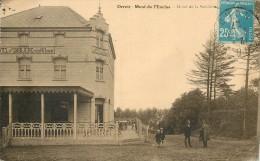 Réf : A14 -1187  : Orroir Mont De L'Enclus Hôtel De La Sablière Bonte Delcoigne - Mont-de-l'Enclus