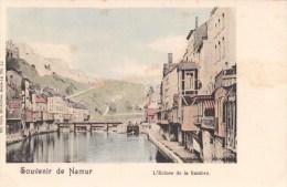 Namur Souvenir De Namur L´Ecluse Sur La Sambre ( Nels ) - Namur