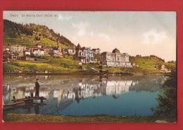 CGR1-33  St-Moritz-Dorf, Pêcheur, Feldpost. - GR Grisons