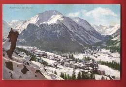 CGR1-52 Pontresina Im Winter. FEldpost - GR Grisons