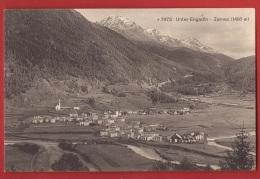 CGR1-53  Zernez  Unter-Engadin  Gelaufen In 1914 - GR Grisons