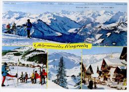 Postcard Austria, Winterparadies, Used - Wagrain
