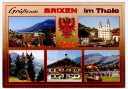 Postcard Austria, Gruseaus Brixen Im Thale, Used - Brixen Im Thale