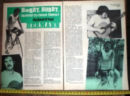 ARTICLE SUR HERMANN HOBBY (JEREMIAH COMANCHE BERANRD PRINCE ) - Collections