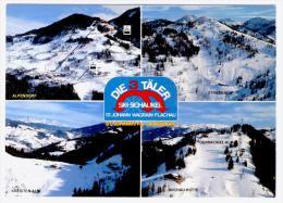 Postcard Austria, Die 3 Taler, Used - St. Johann Im Pongau