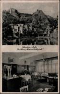 ! Alte Ansichtskarte Oberstein Nahe, Gasthaus, 1940 - Idar Oberstein