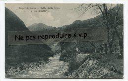 - Bagni Di Lucca - Valle Della Lima Al Giardibetto,  Peu Courante, écrite, TTBE, Cachet LUCCA, Scans. - Lucca