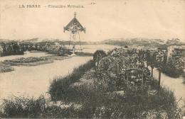 De Panne-La Panne- Cimetière Militaire - Guerre 1914-18