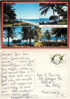 Indian Ocean Paradise, Kenya Postcard Posted 1995 Stamp - Kenya