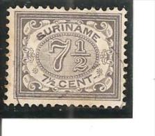 Surinam  Yvert  47 (usado) (o) - Surinam ... - 1975