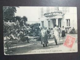SAINT GERMAIN EN LAYE - 78 -  Le Pavillon Henri IV, La Terrasse Du Jardin. - 917 - - St. Germain En Laye