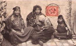 Tunisie - Types Du Sud - Tunisie