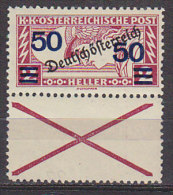 PGL BZ004 - AUSTRIA JOURNAUX Yv N°55 ** - Giornali