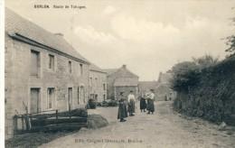 Borlon - Route De Tohogne - Carte Animée ( Voir Verso ) - Durbuy