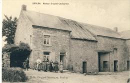 Borlon - Maison Grignet-Lecharlier - Carte Animée ( Voir Verso ) - Durbuy
