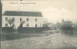 Cpa  Grand Leez   Hospice   Laflotte - Eghezée