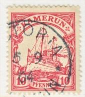CAMEROUN  9  (o)   VICTORIA   Cd.  No Wmk. - Colony: Cameroun