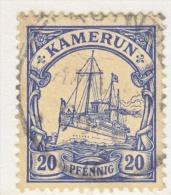 CAMEROUN  10  (o)   .  No Wmk. - Colony: Cameroun