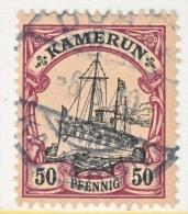 CAMEROUN  14  (o)   BUEA  Cd. .  No Wmk. - Colony: Cameroun