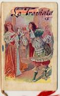 PICCOLO CALENDARIO LA TRAVIATA 1923