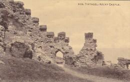 ANGLETERRE  Tintagel-Rocky Castle - Angleterre