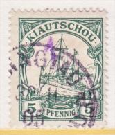 KIAUCHAU  11  (o) - Colony: Kiauchau