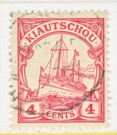 KIAUCHAU  25  (o) - Colony: Kiauchau