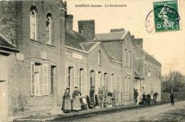 ROSIERES(SOMME) GENDARMERIE - Rosieres En Santerre