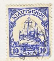 KIAUCHAU  36   (o) - Colony: Kiauchau