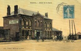 ROSIERES(SOMME) HOTEL - Rosieres En Santerre