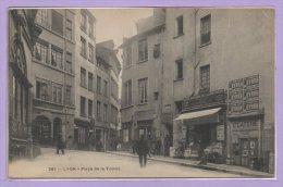 69 - LYON --  Place De La Trinité - Lyon
