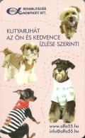 DOG * DOGGIE * ANIMAL * CALENDAR * Alfa 2012 3 * Hungary - Calendarios