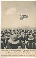 Crete Rebaissement Du Pavillon Anglais Occupation Candie 1909 British Troops - Griechenland