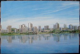 Nampo - New Residential Buildings - Corée Du Nord