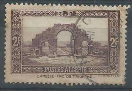 Algérie N°120 Obl. - Used Stamps