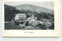 COO  - Panorama, Grand Hôtel Baron. - Amblève - Amel