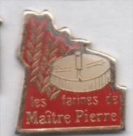 Ville D' Auffreville Brasseuil , Moulin , Les Farines De Maître Pierre , Yvelines - Villes