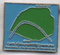 Comité D' Entreprise Matra , Aubervilliers , Arcueil , Paris - Ile De France - Cities