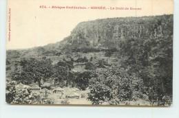 GUINEE  - La Dent De Koumi. - Guinée Française