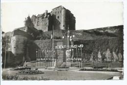 @ CPSM DIEPPE, SQUARE DES CANADIENS, 19 Aout 1942 - 49, Format 9 Cm Sur 14 Cm Environ, SEINE MARITIME 76 - Dieppe