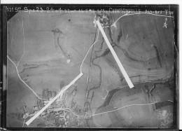Champigneulle Ardennes Argonne 16/9/18 4 Vues Aériennes Françaises 1914-1918 14-18 Ww.1 WW.I 1 Wk - War, Military