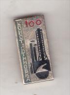 USSR Ukraina Old Pin Badge  - Cities - Kostiantynivka - Cities